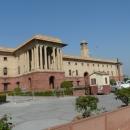 Индия: Президентството и Министерствата в Делхи