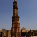 Индия: Най-високото тухлено минаре в света – Кутуб Минар (Qutb Minar)