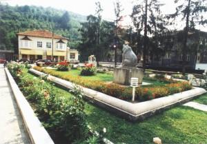 Центърът на градчето