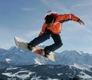 При каране на ски или сноуборд организма се изтощава