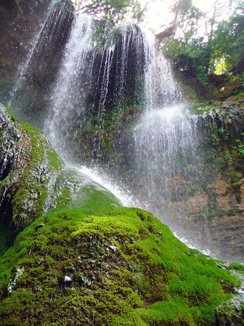 Водопоадът Крушуна
