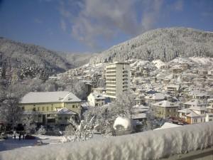 Зима в Чепеларе