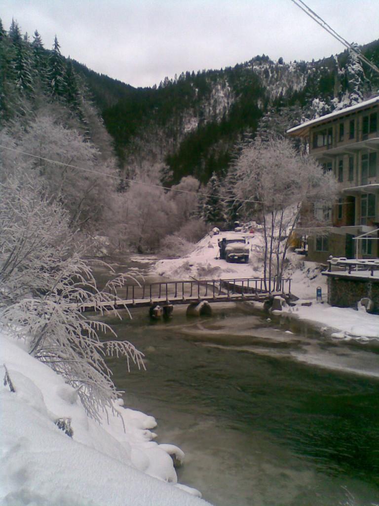 Река Буйновска