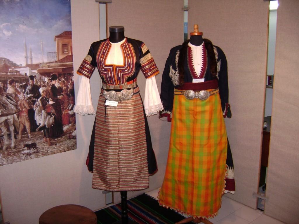 Колекция от народни носии