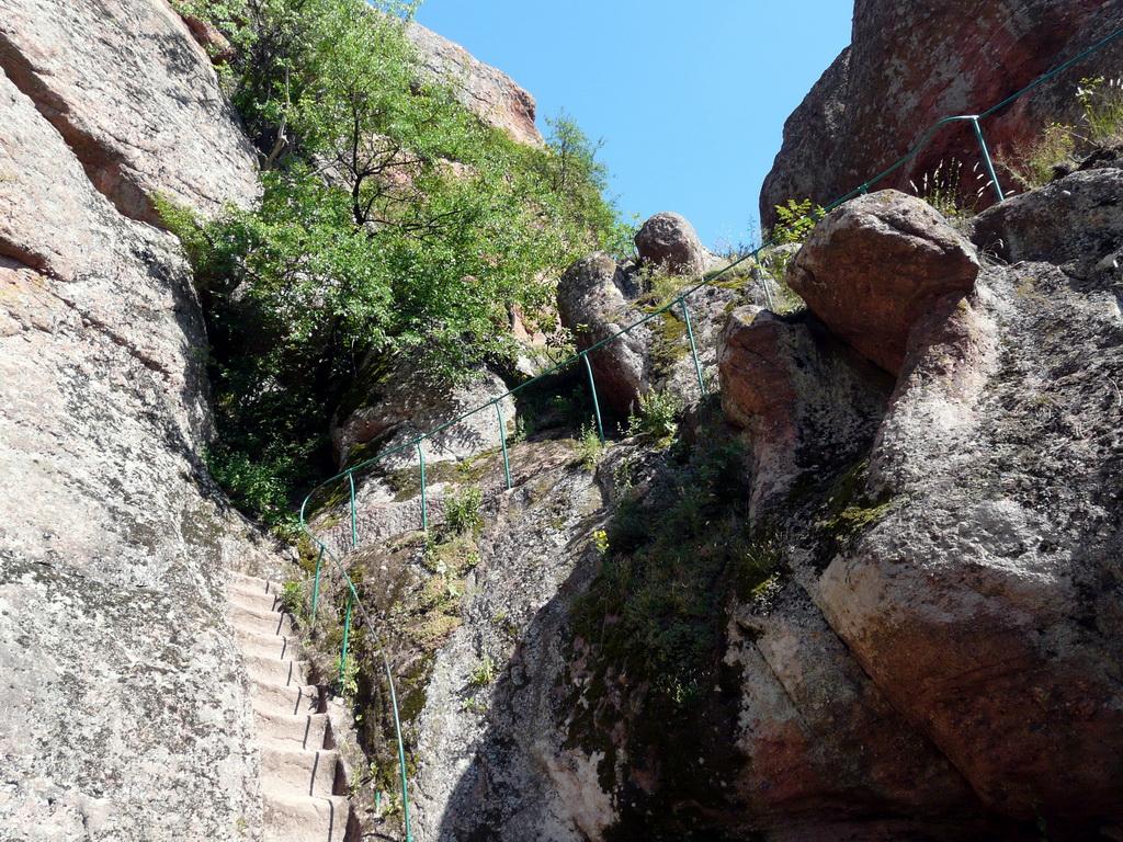 Стълбите към върха