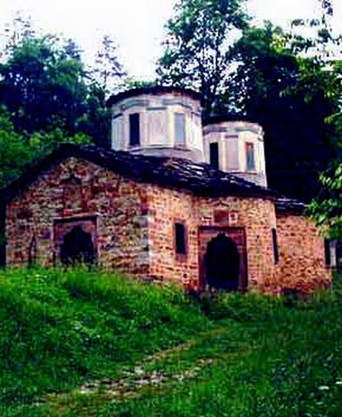 """манастирът """"Св. Илия"""""""