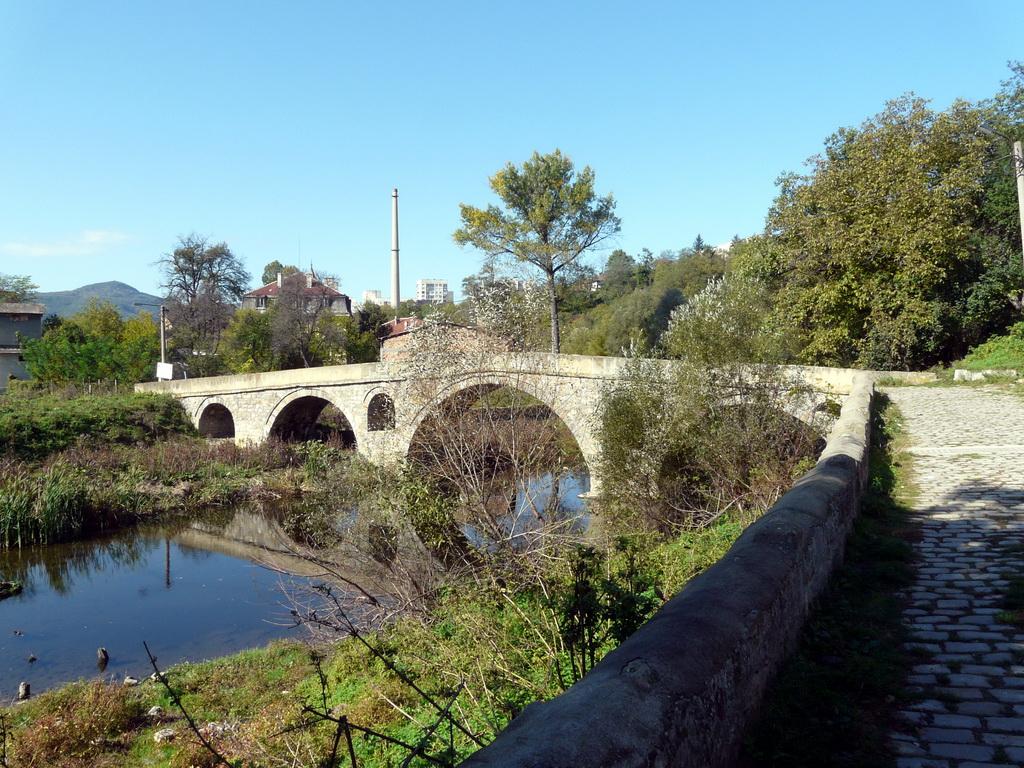 Мостът на Кольо Фичето - Дряново