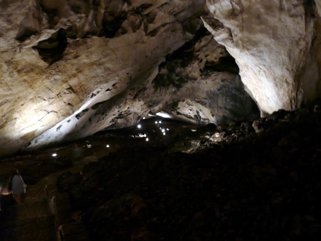Началото на Пещера Магурата