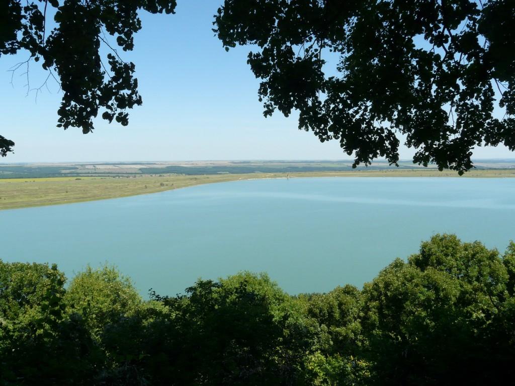 Езерото Рабиша - на изхода на Магурата