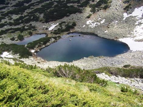 езеро Страшното