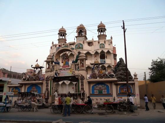 Храм във Вриндаван