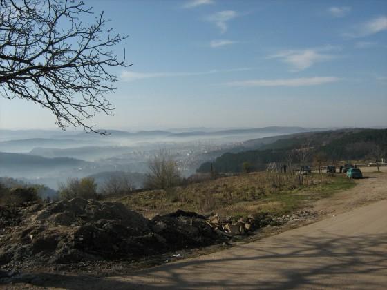 Гледка от Арбанаси