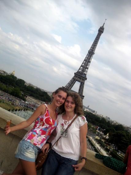 Айфеловата кула - Париж