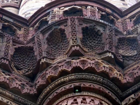 Една от терасите на минарето