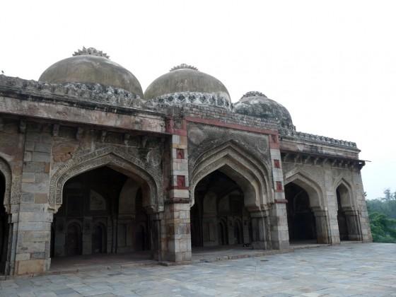 Джамията на Bara Gumbad