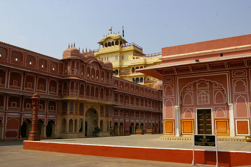 Mubarak Mahal (Jaipur)
