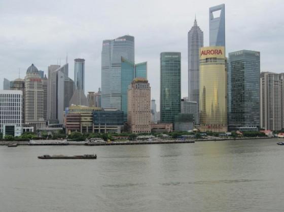 Shanghai - river