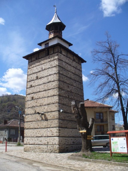 часовникова кула Етрополе