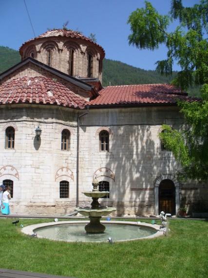Manastirskata cyrkva