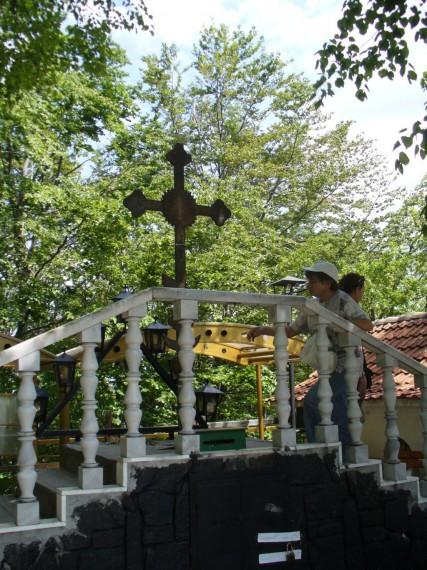 Staria kryst na Krastova Gora