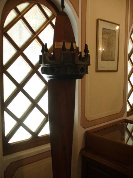 unikalnia sweshtnik w muzeq na manastira