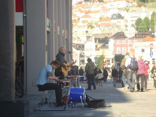 Улични музиканти
